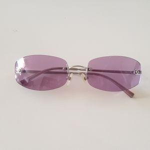 Vintage 90's CHANEL sunglasses